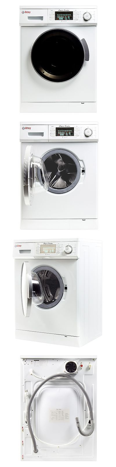 Washer And Dryer Sets 71257 Galaxy 13 Lb Convertible Combo Instant Savings New It Now Only 722 09 On Ebay