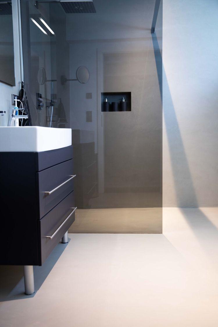 Dusche In 2020 Dusche Badezimmer Sichtestrich