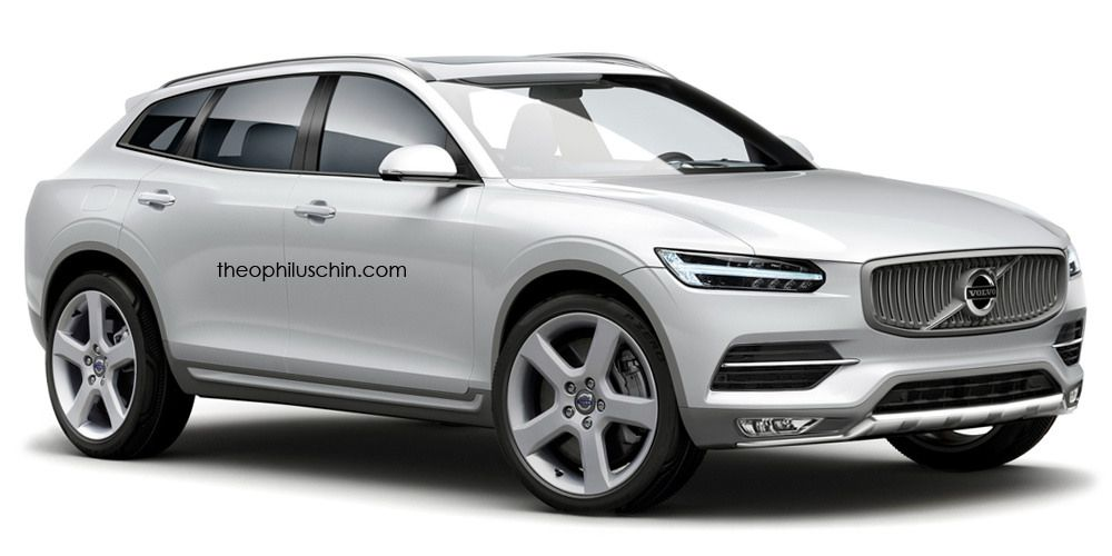 Volvo Xc80 More Coupe Like But Not As Dumb As A X6 Volvo