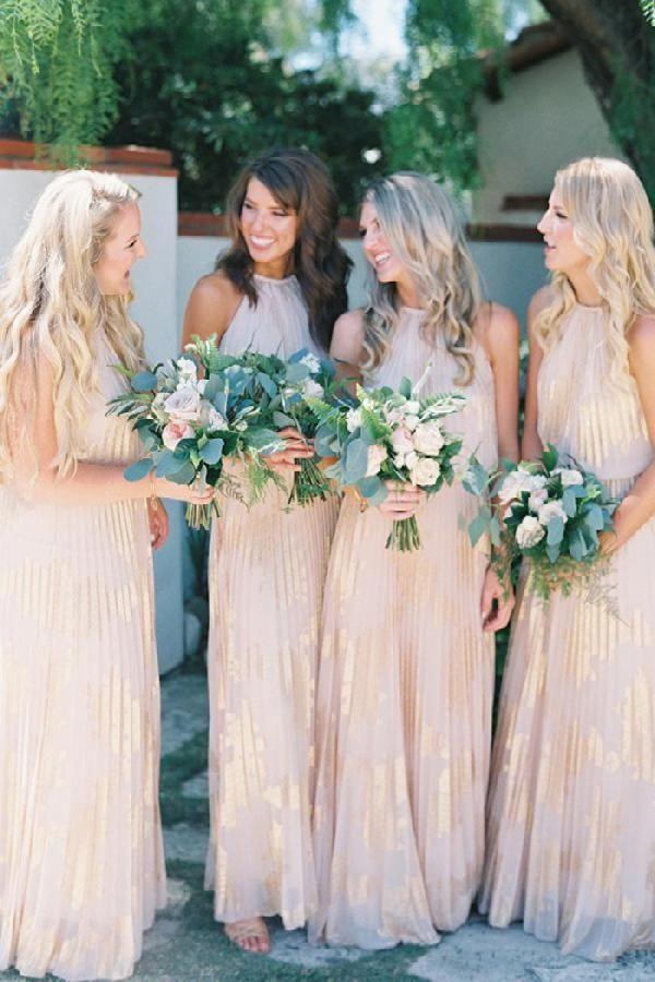469ea0ef23 Bridesmaid Dresses A-Line