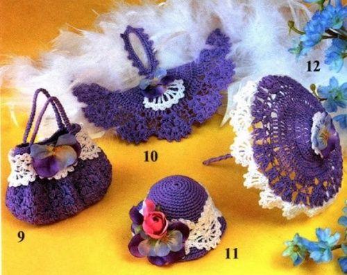 miniatures   crochet   Pinterest   Muster, Handarbeiten und Anleitungen