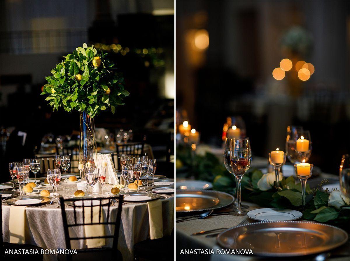Lemon Italian Themed Wedding Florals: Jennifer Designs ...