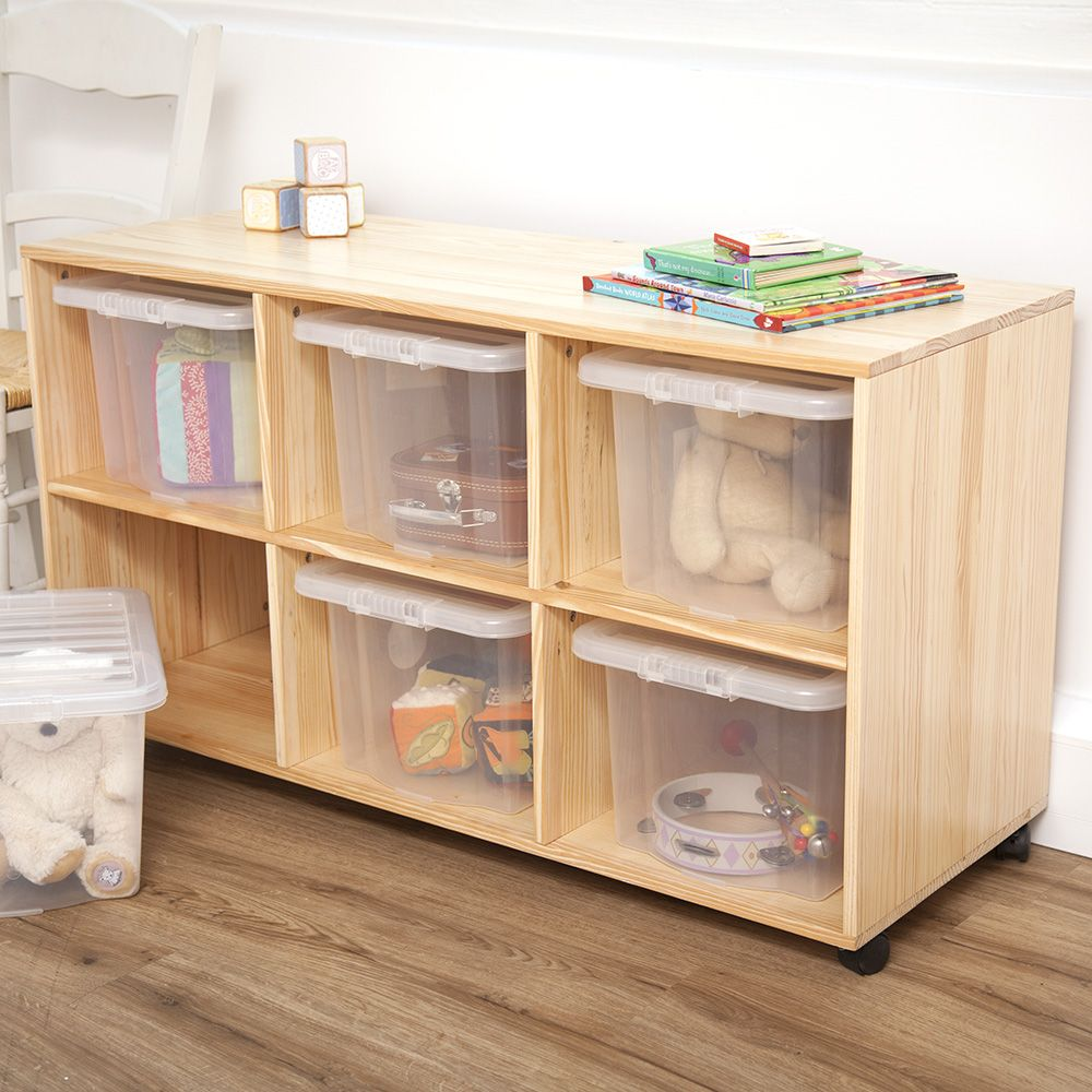 Box Toy Storage Solutions
