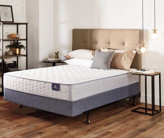 Serta Bayport Firm Full Mattress | Queen mattress size ...