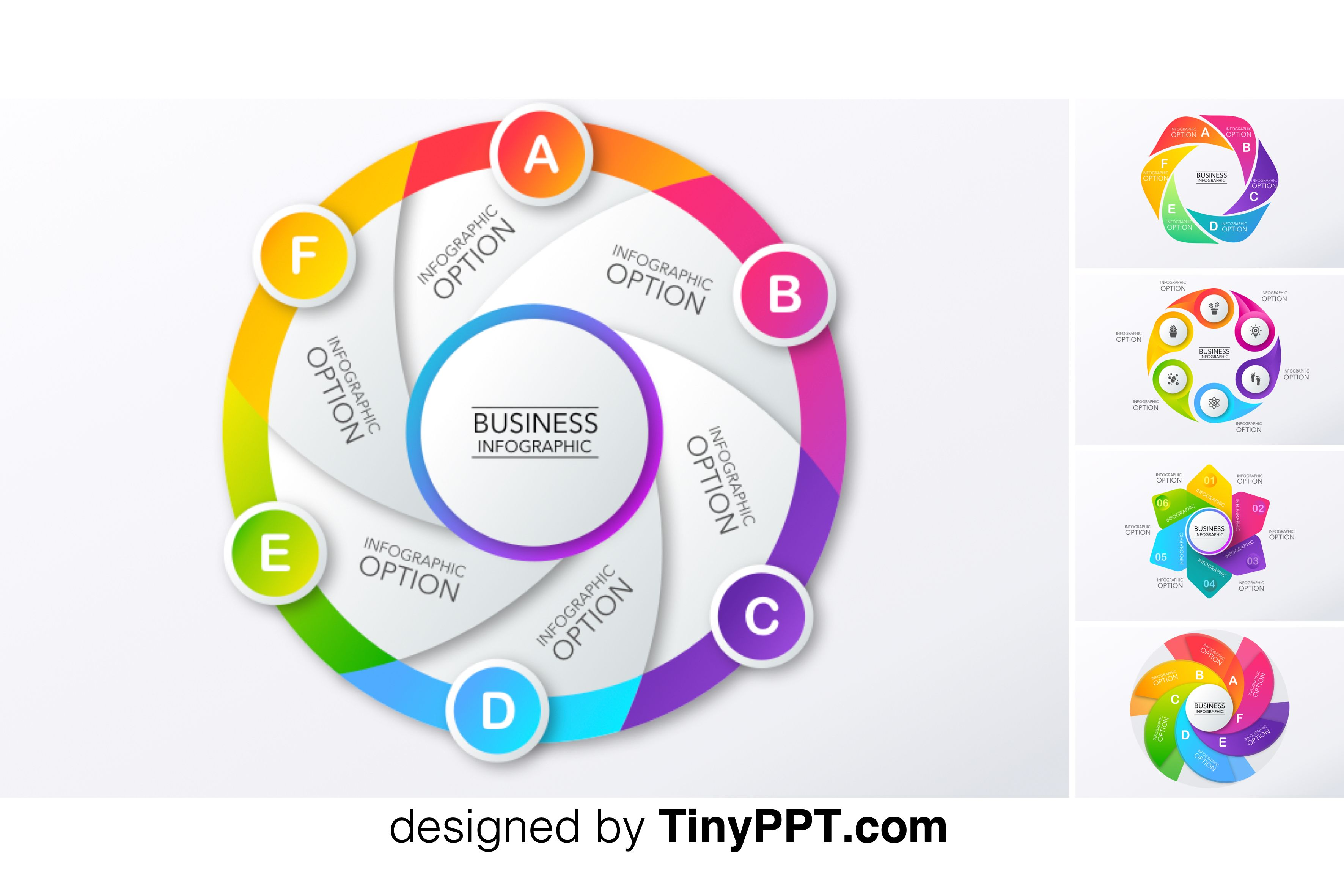 3d Smartart Powerpoint Free Download Powerpoint Free Infographic Design Layout Powerpoint
