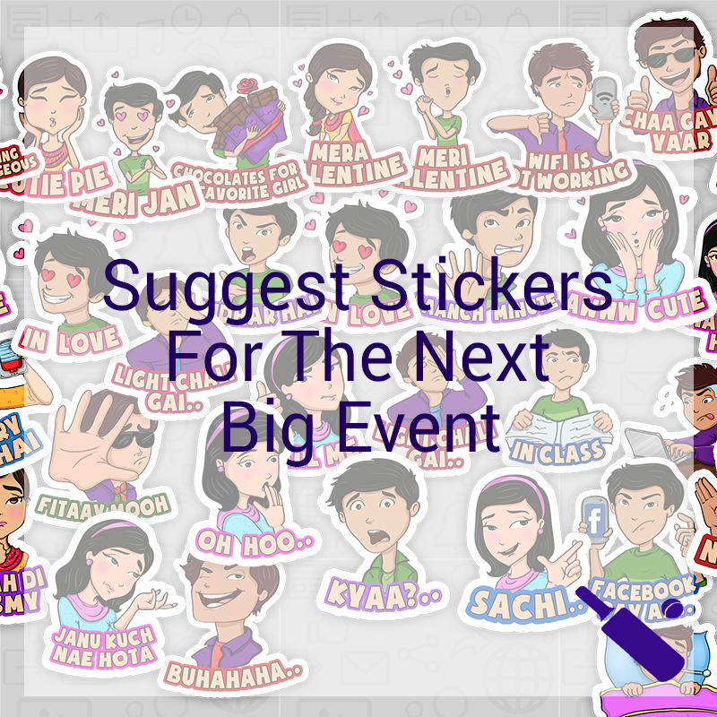 Do you know how many stickers are in SVS? Do you love cricket? If you want your sticker suggestion designed? Share below! bit.ly/svsform #sharevisms #studentambassador #cricket #T20WorldCup #Sports #Stickers #CricketFans #icc #fastbowler