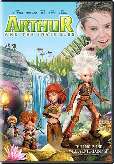 Arthur The Invisibles Arthur And The Invisibles Highmore Movies