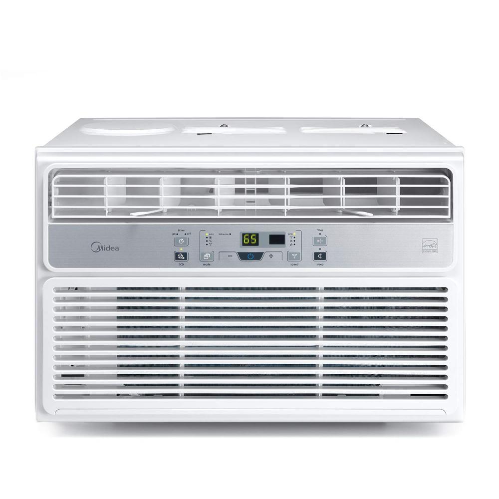 Midea Window Air Conditioner 6000 Btu Easycool Ac Cooling Dehumidifier And Fan Fun In 2020 Best Window Air Conditioner Window Air Conditioner Window Air Conditioners