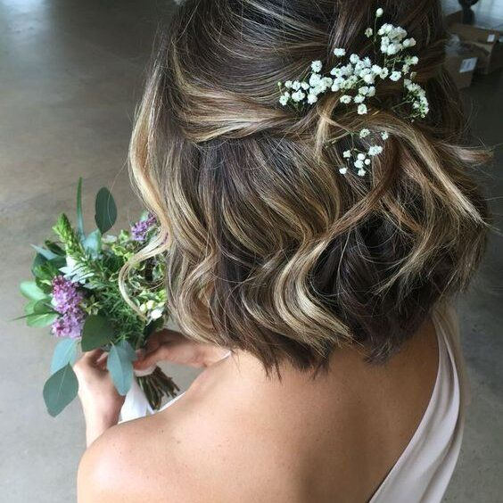 Photo of Our Favorite Half-Up Hairstyles for Bridesmaids