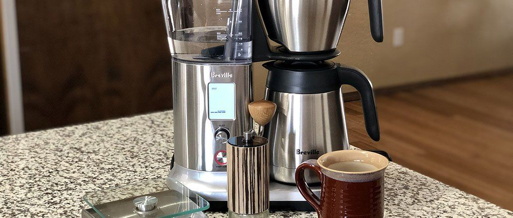 Test Drive—The Breville Precision Brewer in 2020 Brewer