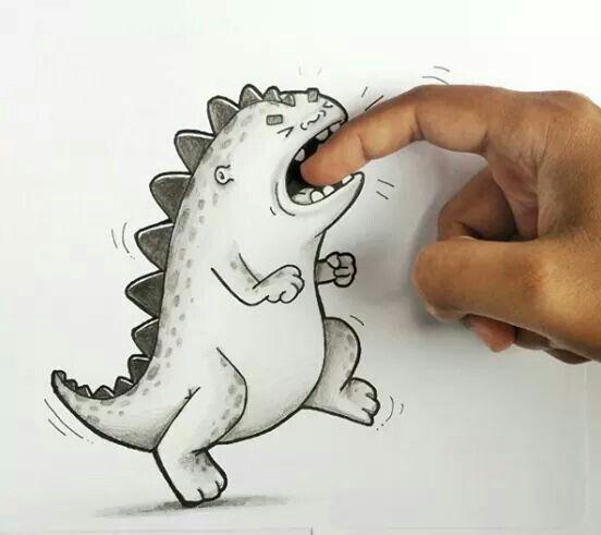 Pin De Cristina Zoica Dumitru En Creatures Arte Divertido Arte Interactivo Dibujos Creativos