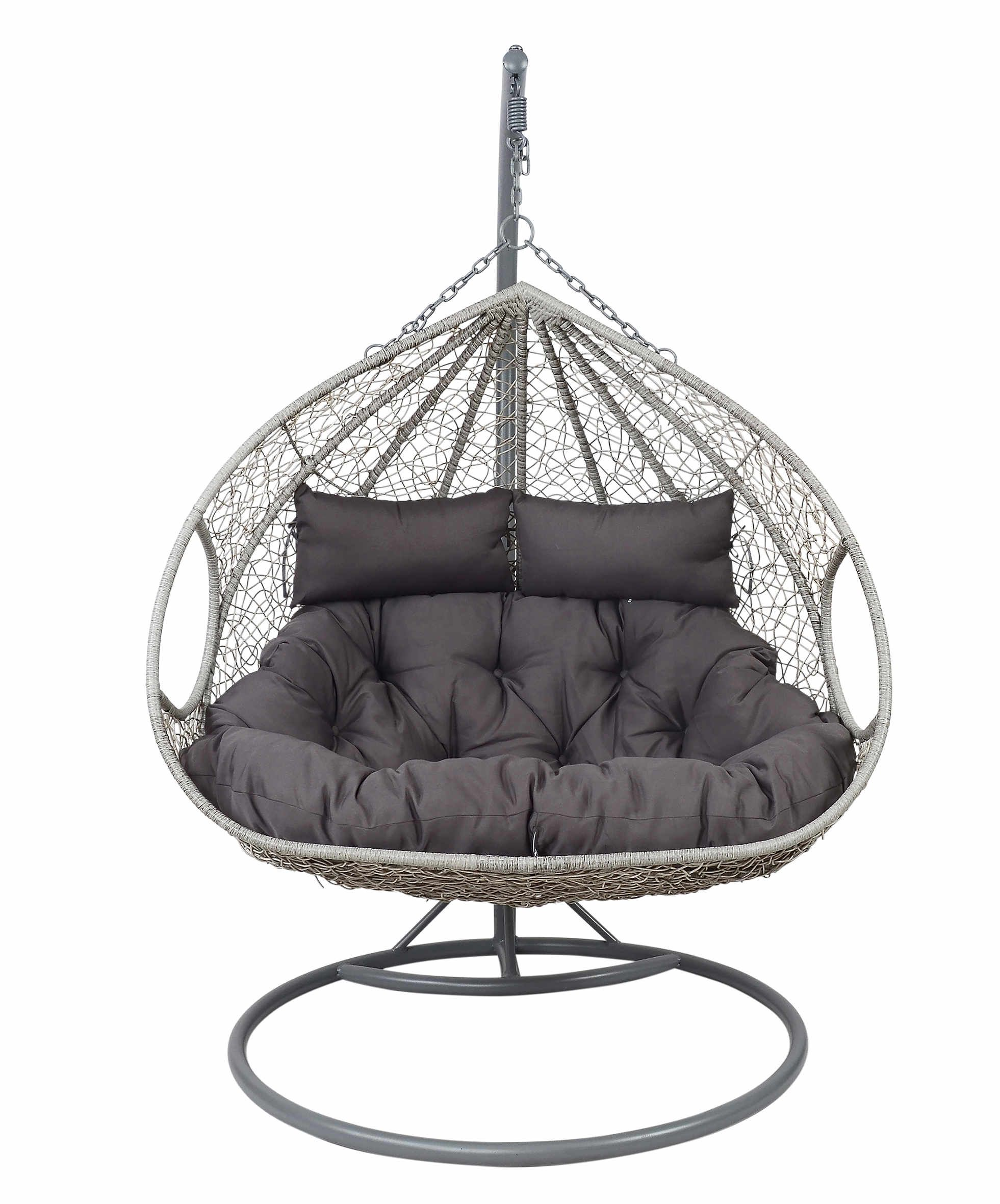 Lesli Living Hangesessel Grizzly 2 Personen Online Kaufen Lesli Living Hangesessel Grizzly 2 Personen Vom Fachhandle Hanging Chair Swinging Chair Chill Room