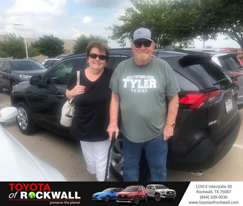 Congratulations Rita On Your Toyota Rav4 From Felecia George At Toyota Of Rockwall Toyotaofrockwall Toyota Rockwall Customer Review