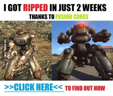 Fallout 4 Click bait