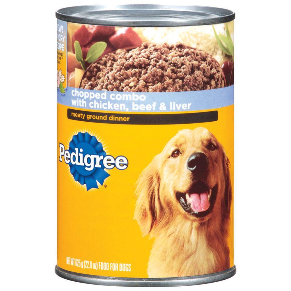 Pedigree Complete Nutrition Adult Dog Food Size 22 Oz Copper Gum