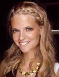bridesmaid hair- Erin wedding