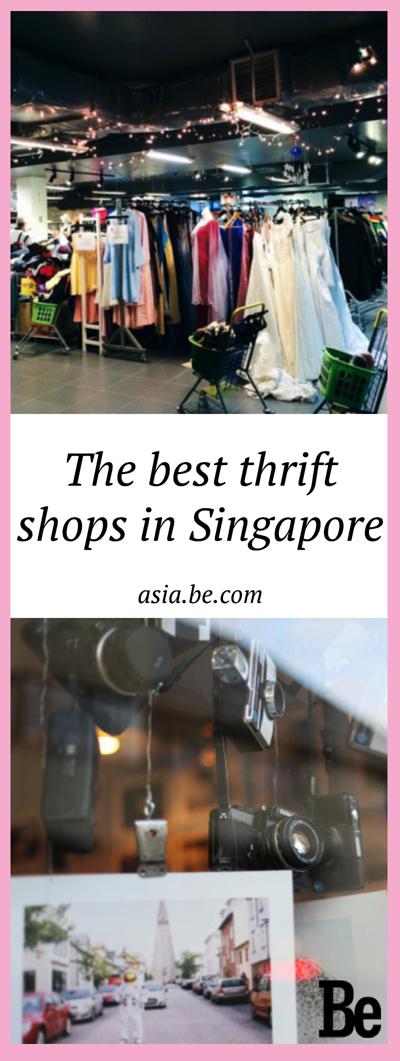 The Best thrift shops in Singapore Rumah