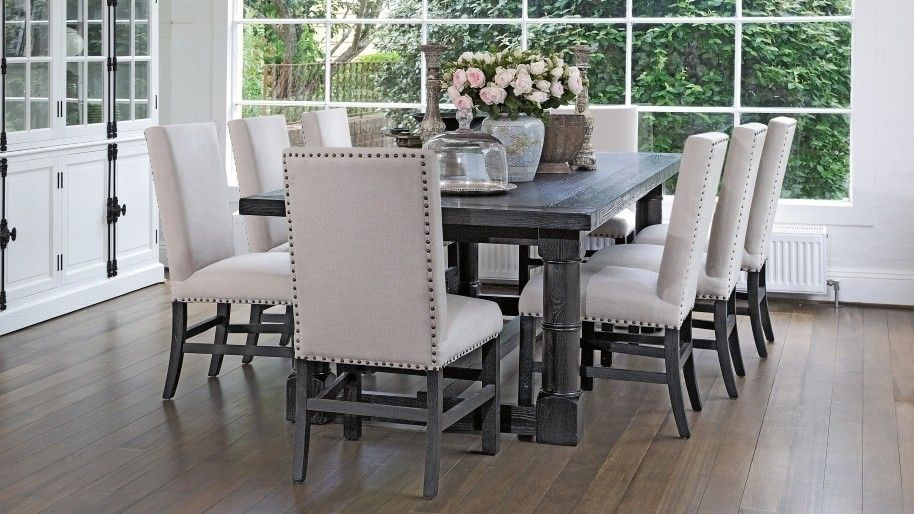 French Bordeaux 9 Piece Dining Setting Furniture Home Decor Dining