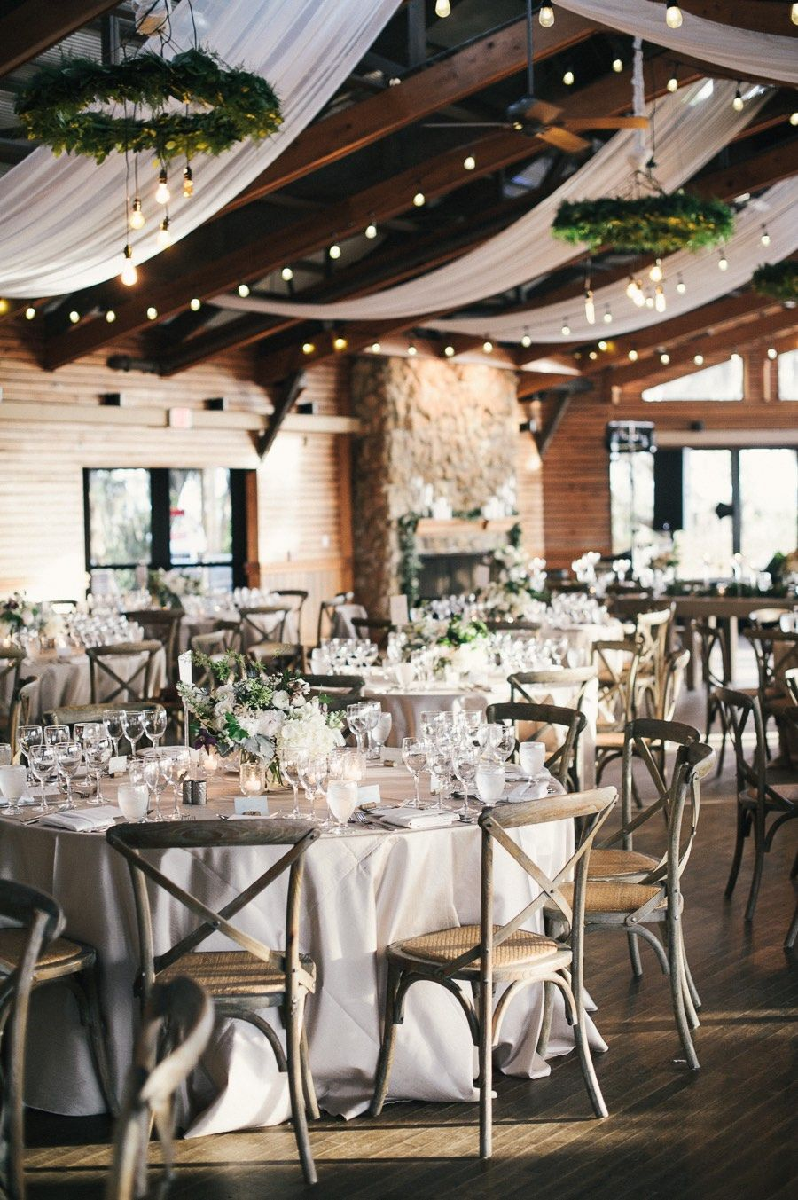 Beautifully Organic Florida Wedding from Still55 Photography - MODwedding #weddingreception