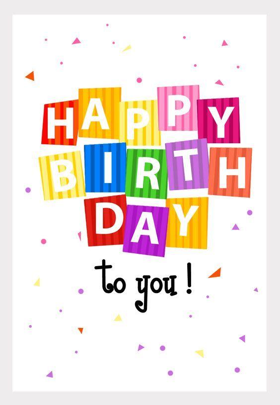 Happy Birthday From GreetingsIsland.com: