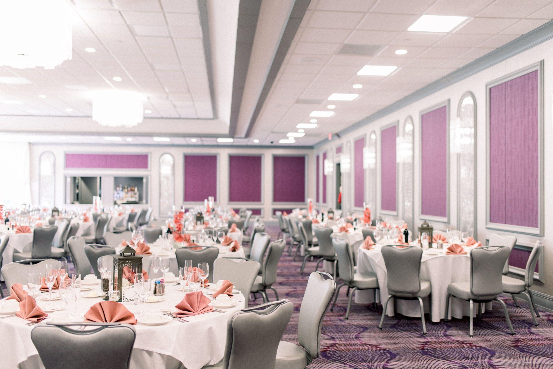 Wedding hall decoration images  Jackson Wedding  Reception goals  Pinterest  Purple Wedding
