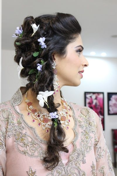 Wedding Ideas Inspiration Engagement Hairstyles And Messy Braids - Hairstyle for engagement girl