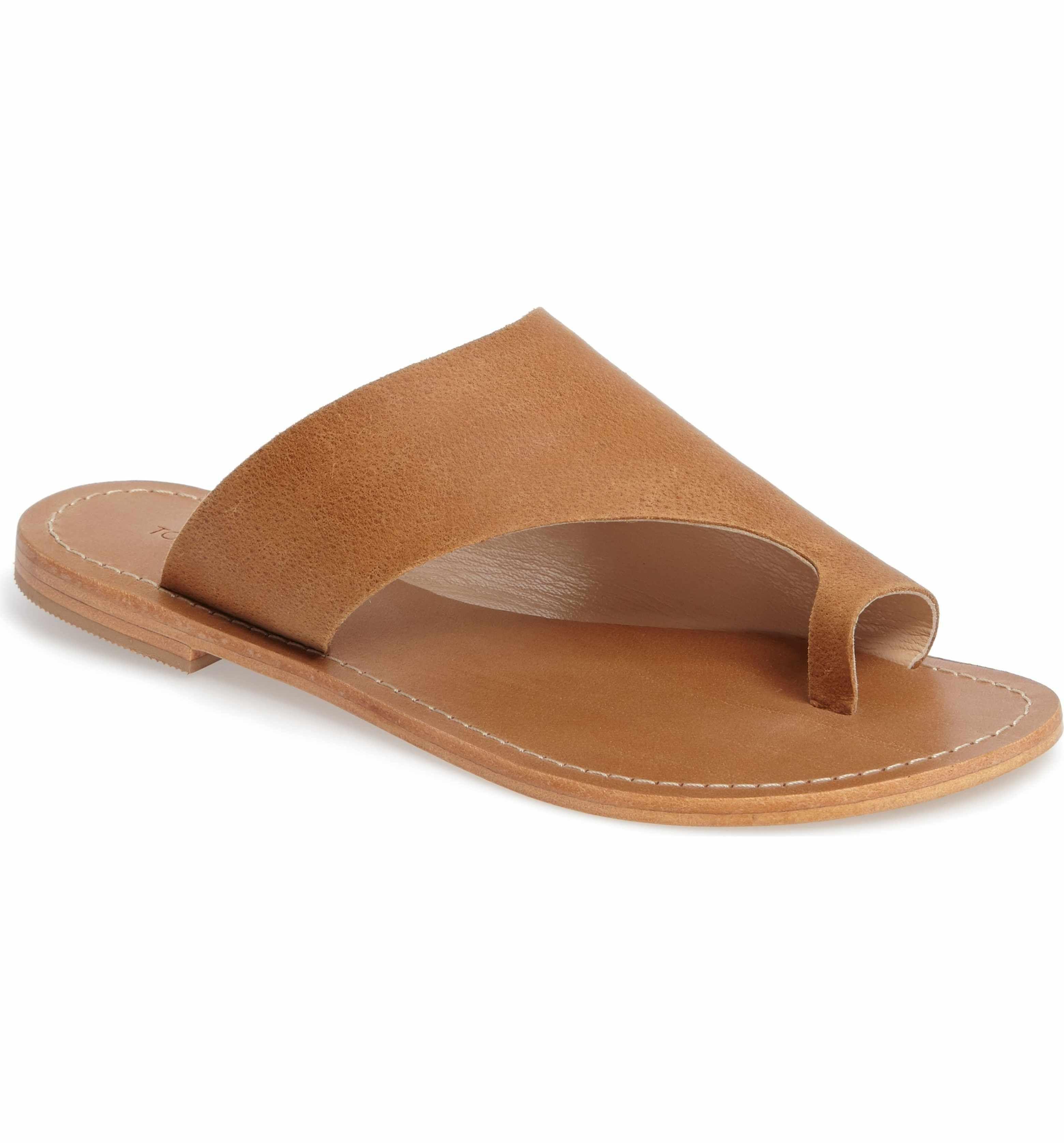 Tony Bianco Fleet Thong Slide Sandals zEqNfUt