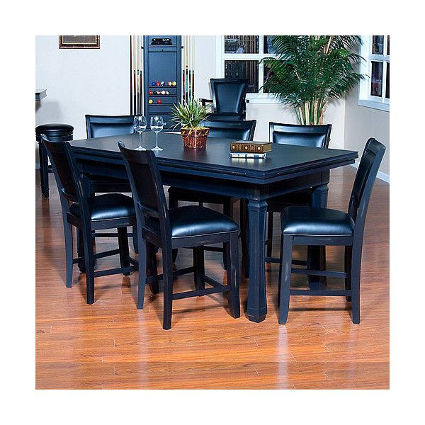Burlington 3 in 1 game pub table with 6 chairs 2995 liked on burlington 3 in 1 game pub table with 6 chairs 2995 watchthetrailerfo