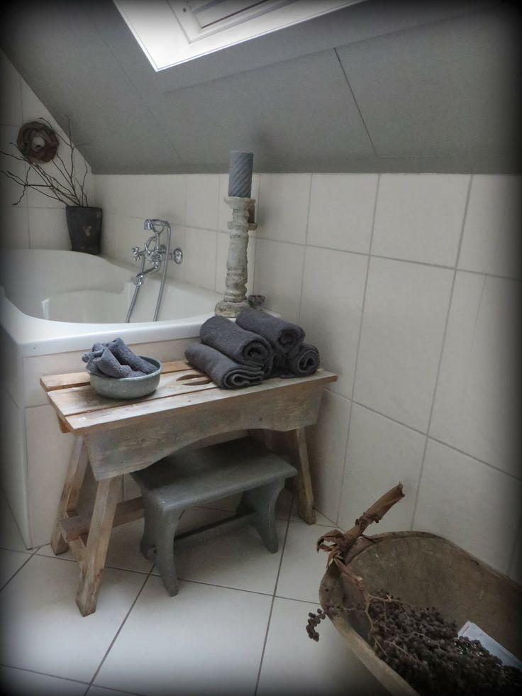 kleine badkamer oplossingen - Small bathroom - kleine badkamer ...