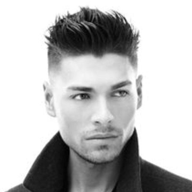 Astonishing 1000 Images About Dudes Doo39S On Pinterest Men39S Fade Haircut Short Hairstyles Gunalazisus
