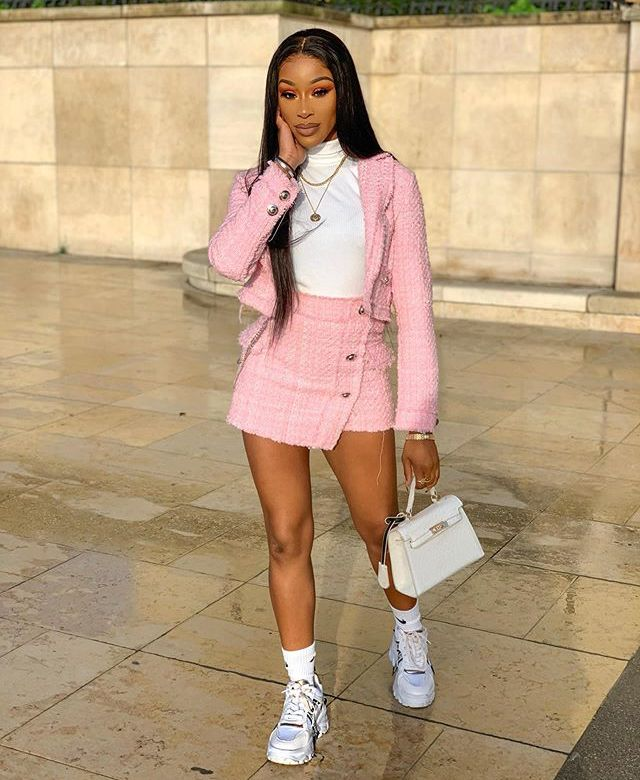 flashyfeed | Fashion outfits, Boujee outfits