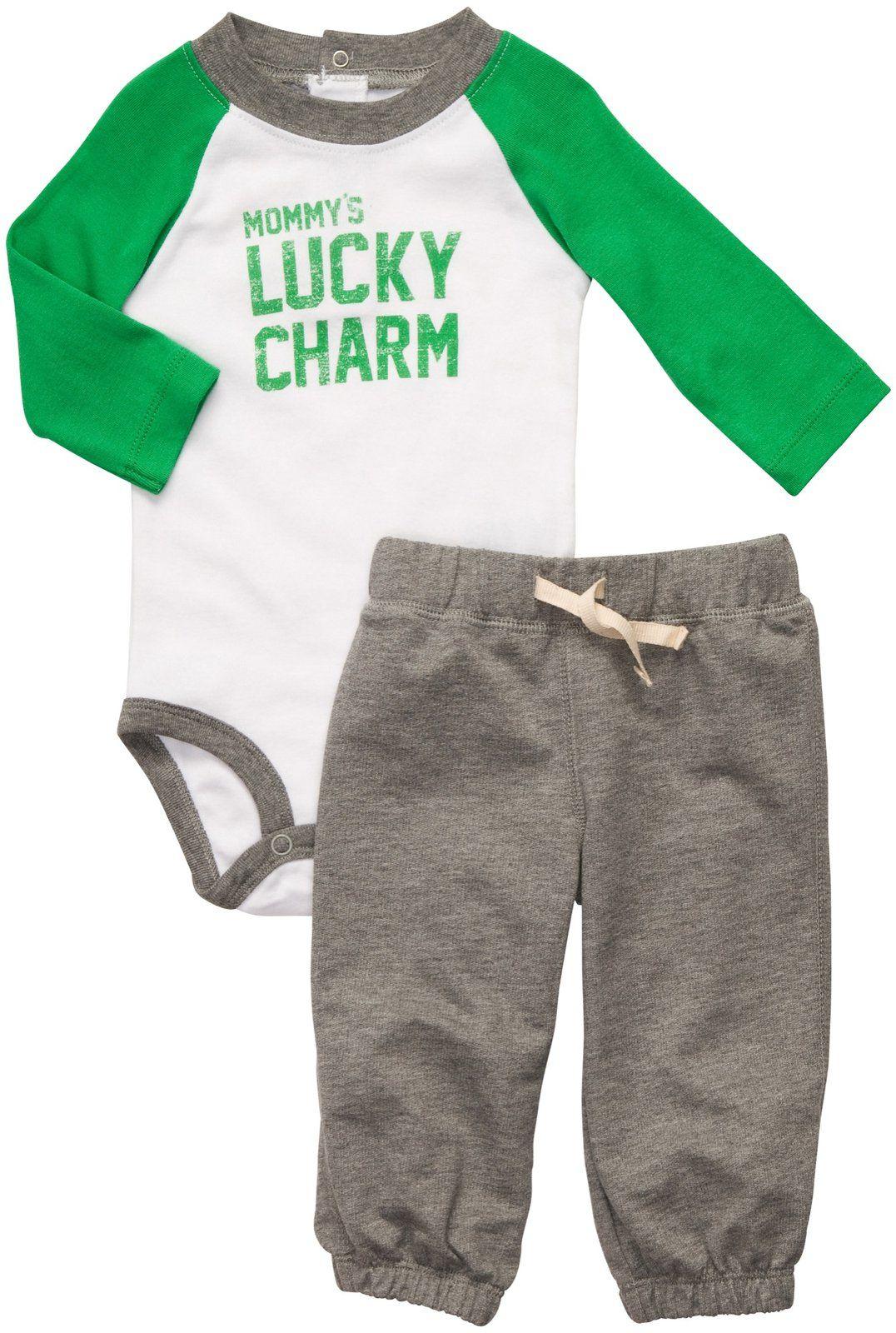 Carter's Bodysuit & Pant Set Best Price Carters baby
