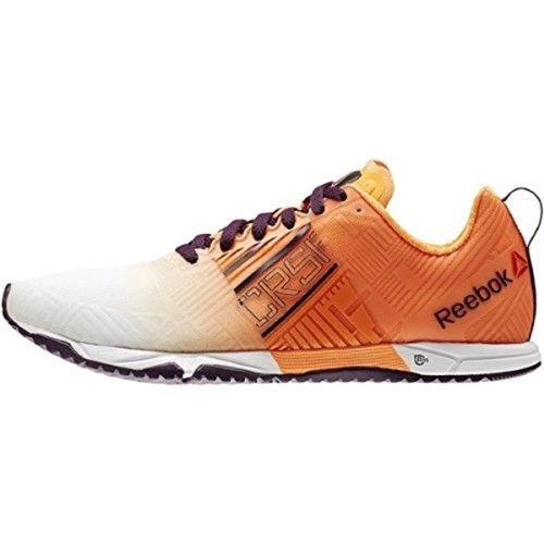 Reebok Women R Crossfit Sprint 2.0 Sbl - 5.5 - Orange  7e3e4a82c