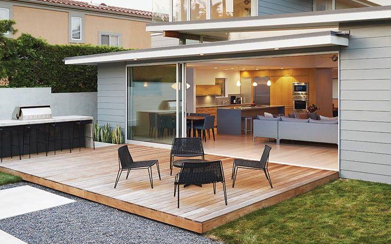 Suelos para terrazas, las claves para mejorar tu rincón especial - terrazas en madera