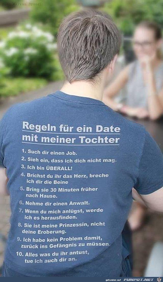 T-Shirt mit Spruch - DIY: einfach mit T-Shirt-Folie aufbügeln #papashirts