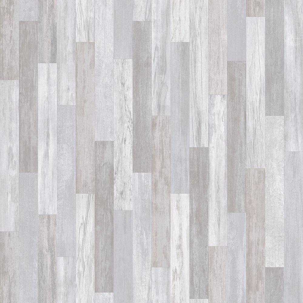 Ivc Stanley Plank 13 2 Ft Wide Residential Vinyl Sheet U9400 197k594p158 The Home Depot Vinyl Flooring Hardwood Design Floor Colors