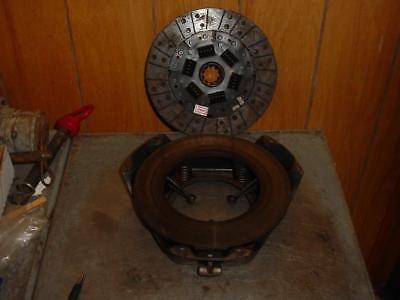 8n Ford Clutch Ge Wall Oven Wiring Diagram 9n 2n Tractor Working Pressure Plate