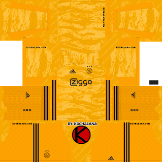 Afc Ajax 2019 2020 Kit Dream League Soccer Kits Soccer Kits Afc Ajax League