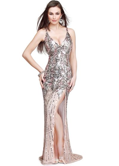Great Gatsby Prom Dress