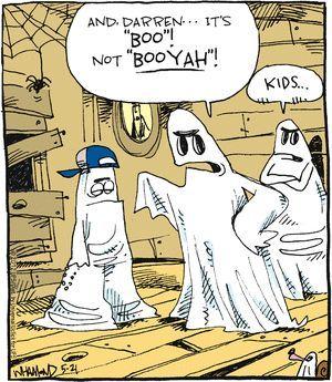 Ghosts Halloween Jokes Halloween Memes Halloween Cartoons