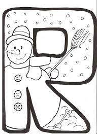 Resultado De Imagen De Dibujos De Invierno Dibujos De Invierno Letras Infantiles Manualidades Invierno