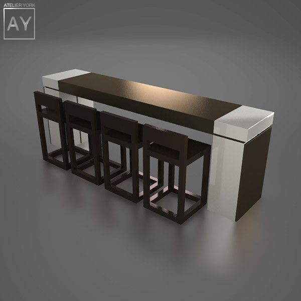 Nice Counter Bar Table   White Main Image | Final | Pinterest | Bar, Conference  Room And Office Spaces