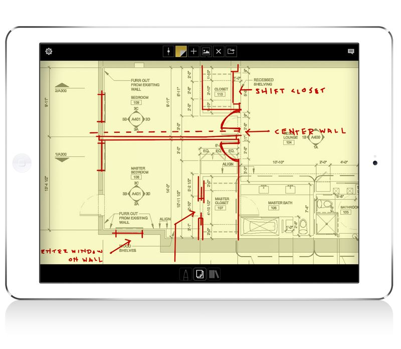 Morpholio Trace A Drawing app for building and sharing ideas
