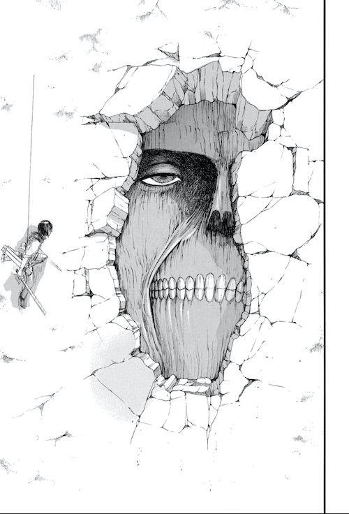 【画像探訪 133】マンガ「進撃の巨人」第7巻〜第8巻の印象的なコマ画像まとめ 48枚
