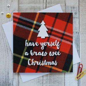 Six funny scottish christmas cards christmas cards christmas six funny scottish christmas cards m4hsunfo