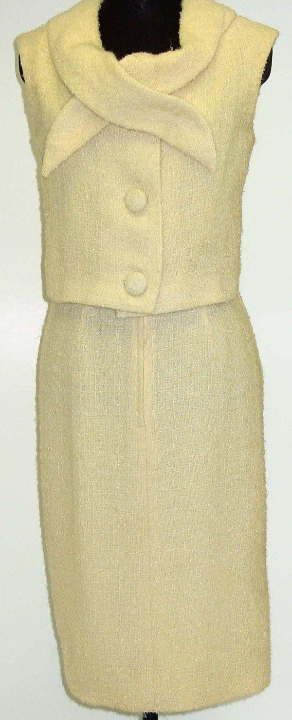 Jacqueline Kennedy's Oleg Cassini Dress