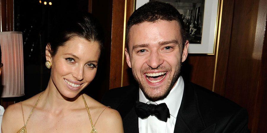 Happy Anniversary, Justin Timberlake & Jessica Biel: Sweet