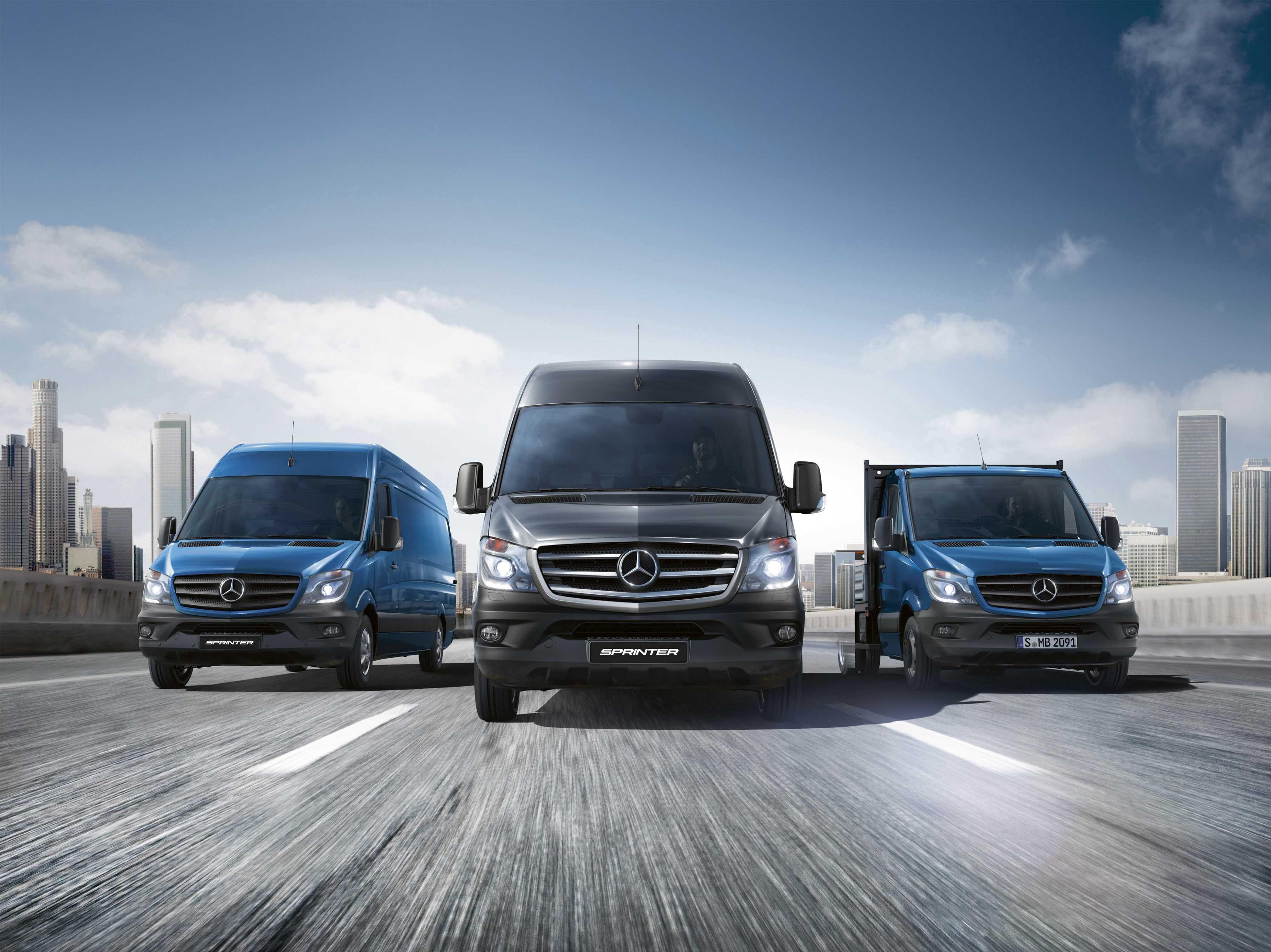 Explore vans usa sprinter and more