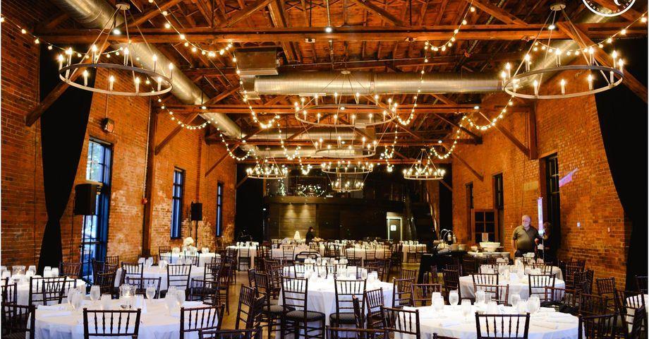 High Line Car House In Columbus Ohio Columbus Wedding Venues