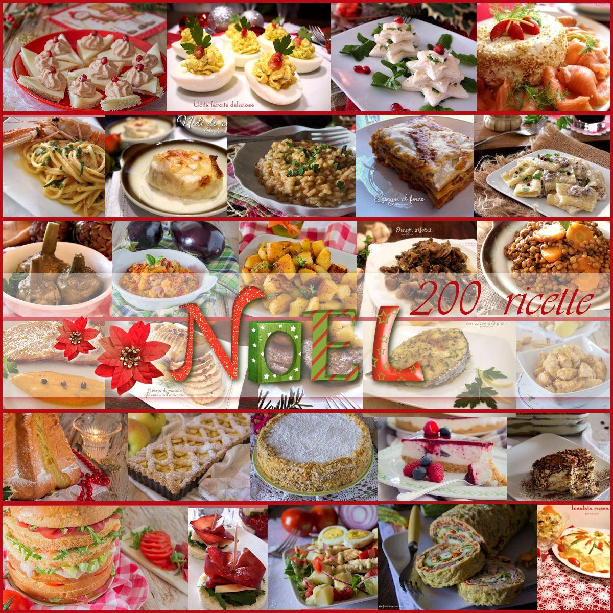 Antipasti Menu Di Natale.Menu Di Natale Dall Antipasto Al Dolce Ricette Pasti Italiani Antipasti Di Natale